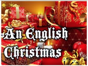 An English Xmas Badge